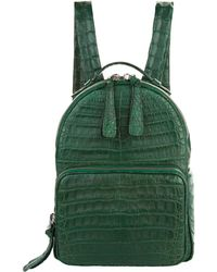Nancy Gonzalez - Small Crocodile Backpack - Lyst