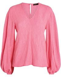 Stine Goya Long-sleeved Ida Blouse - Pink