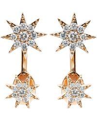 Bee Goddess | Star Drop Earrings | Lyst