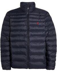 Ralph Lauren Puffer Jacket - Blue