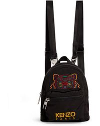 KENZO - Mini Icon Tiger Backpack - Lyst