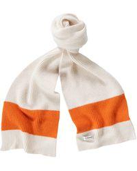 Le Bonnet Classic Lambswool Scarf - Multicolour
