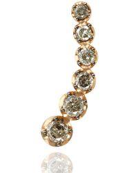 Annoushka - Dusty Diamonds Left Ear Pin - Lyst