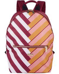 Harrods Chevron Backpack - Multicolor