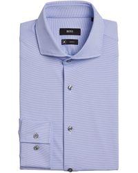 BOSS by Hugo Boss - Long-sleeved Shirt - Lyst
