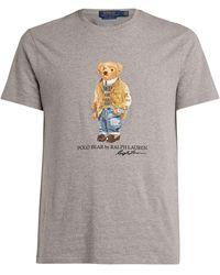 Polo Ralph Lauren Polo Bear T-shirt - Grey