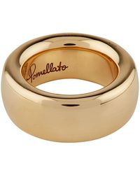 Pomellato - Medium Rose Gold Iconica Ring - Lyst