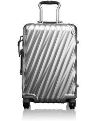 Tumi Continental Carry-on Suitcase - Metallic