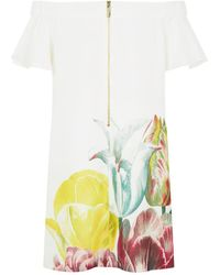 Ted Baker - Nayylee Tranquility Playsuit - Lyst