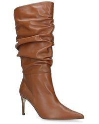 Alexandre Birman Lucy Boots 85 - Natural