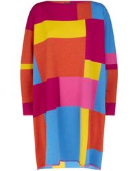 Eskandar - Colour Block Sweater - Lyst