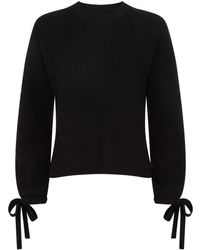 AllSaints   Sura Sweater   Lyst