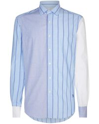 JW Anderson - Panelled Shirt - Lyst