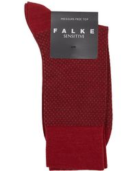 Falke - Sensitive Diamond Socks - Lyst