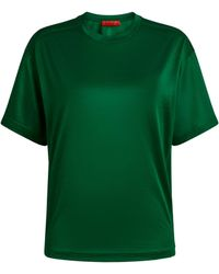 MAX&Co. Relaxed T-shirt - Green