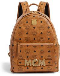 MCM - Trilogie Stark Backpack - Lyst