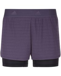 adidas - 2-in-1 Chill Shorts - Lyst