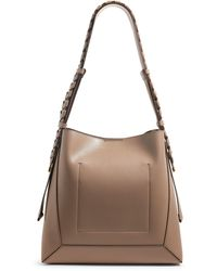 Stella McCartney Medium Eco Alter Hobo Tote Bag - Purple