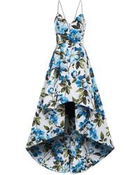 Alice + Olivia - Joss High-low Gown - Lyst