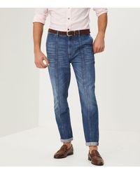 Brunello Cucinelli Mid-rise Jeans - Blue