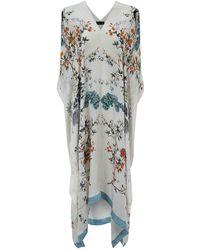 Meng - Printed Maxi Dress - Lyst