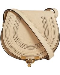 Chloé - Mini Marcie Saddle Bag - Lyst