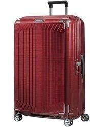 Samsonite 79301 Extra Largesuitcase - Red
