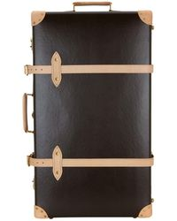 """Globe-Trotter - Safari 33"""" Extra Deep Suitcase With Wheels - Lyst"""