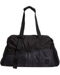 Reebok Enhanced Active Graphic Grip Duffle Bag - Black