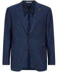 Pal Zileri - Wool-silk Jacket - Lyst