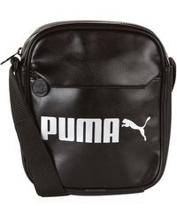 PUMA Campus Portable Bag - Black