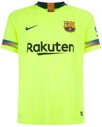 Nike - Barcelona Vapor Match Football Shirt - Lyst
