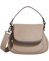 Tom Ford - Medium Leather Jennifer Cross Body Bag - Lyst f89c19bd55fd1