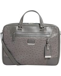 Tumi Leather Marina Briefcase