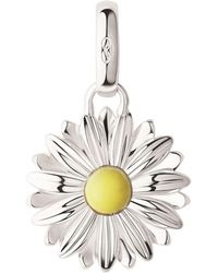 Links of London - Sterling Silver Daisy Charm - Lyst