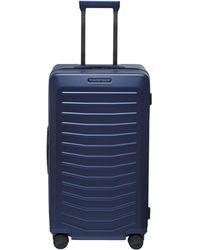 Porsche Design Roadster Hardcase Trolley (74cm) - Blue