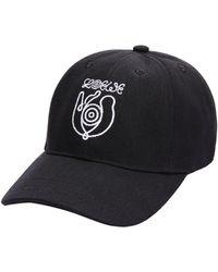 Loewe Baseball Cap - Black