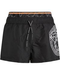 Versace Medusa Swim Shorts - Black