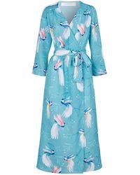 Borgo De Nor - Lorena Birds Of Paradise Dress - Lyst