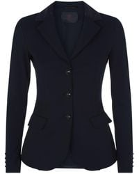 Cavalleria Toscana - Fitted Riding Jacket - Lyst