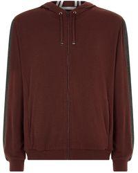 Lot78 - Hooded Sweatshirt - Lyst