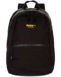 PUMA - Suede Backpack - Lyst
