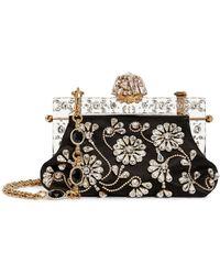 Dolce & Gabbana Jewel Embellished Bag - Multicolour