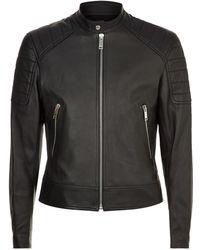 Sandro - Biker Jacket - Lyst