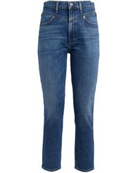 Citizens of Humanity Slim Front-yoke Mia Jeans - Blue