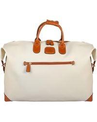 Bric's Firenze Small Duffle Bag (46cm) - White