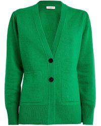 Sandro Wool-blend Cardigan - Green