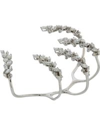 YEPREM | Diamond Claw Ring | Lyst