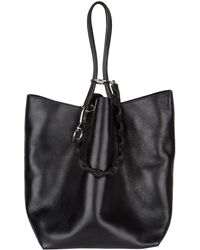 Alexander Wang - Small Leather Roxy Tote Bag - Lyst