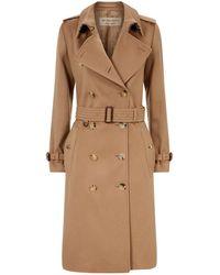 Burberry - Cashmere Kensington Coat - Lyst